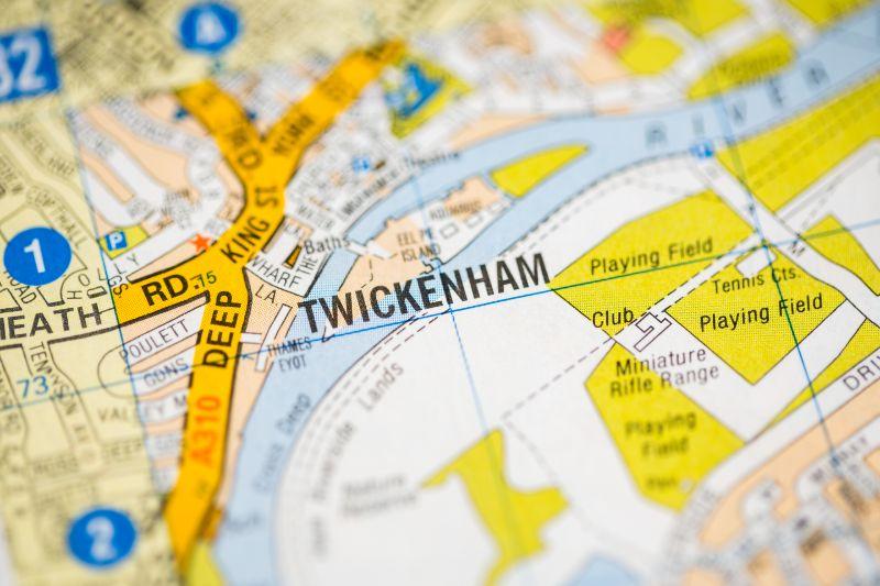 Waste clearance in Twickenham
