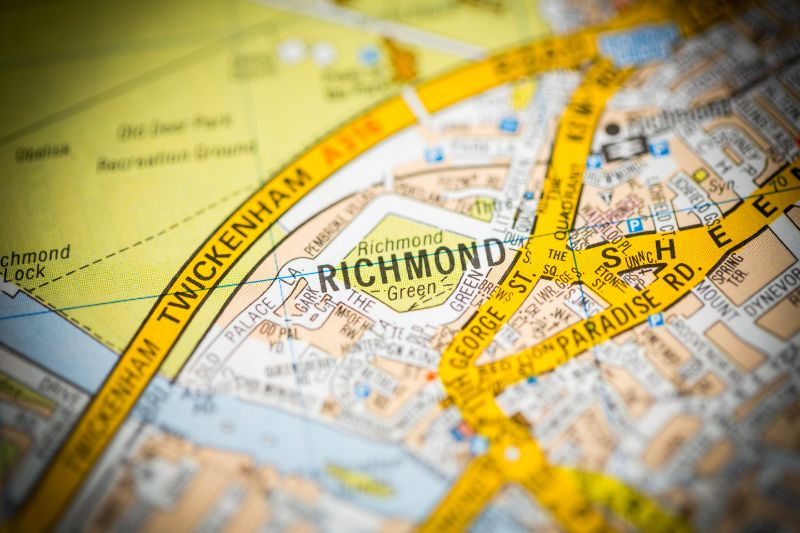 Waste clearance in Richmond upon Thames