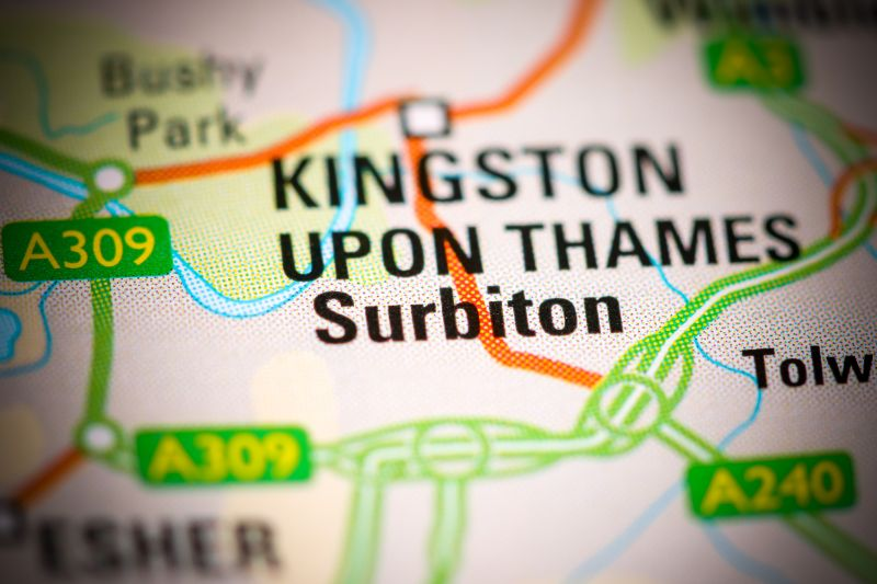 Waste clearance in Surbiton